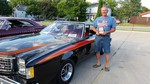 The People's Choice winner of this week's Owatonna Eagle's Car Cruise-In is a 1979 Ford LTD owned by Gary Adams.  This 1979 Ford LTD was purchased by Gary for $7,200 brand new and is a one-owner vehicle with only 38,000 original miles on the odometer! It